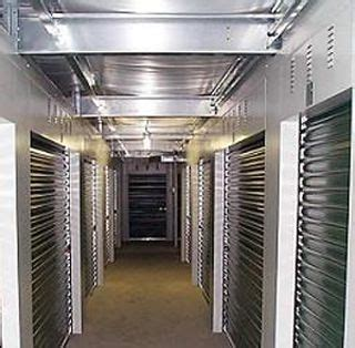 Inside Storage Units by Climate Controlled Storage Self Storage Facilities