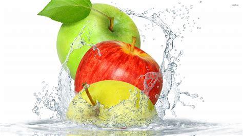 wallpaper apple water apples wallpapers wallpaper cave