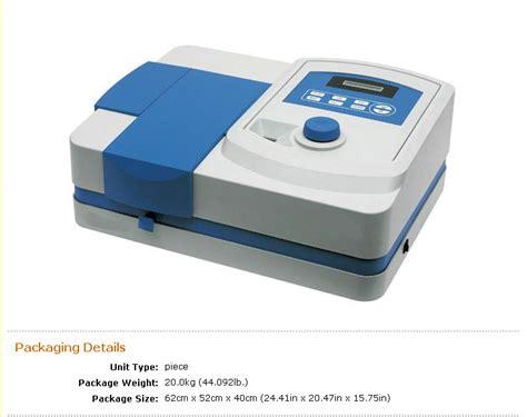 Alat Pelembab Ruangan spektrofotometer spectrophotometer dengan panjang gelombang 320 1100nm alat alat
