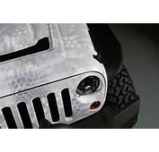 2013 Jeep Wrangler Kryptek Yetti Vinyl Wrap By Rapid