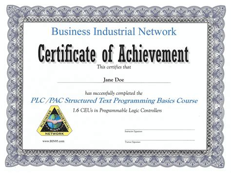 nwcg certificate template sales certificate template image collections templates