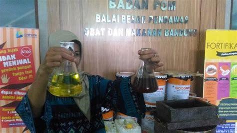 Minyak Goreng Jelantah bisnis minyak jelantah di sumedang terbongkar
