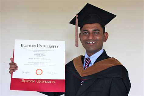 Bu Mba Application by Graduating With A Help From Your Friends Bu Today