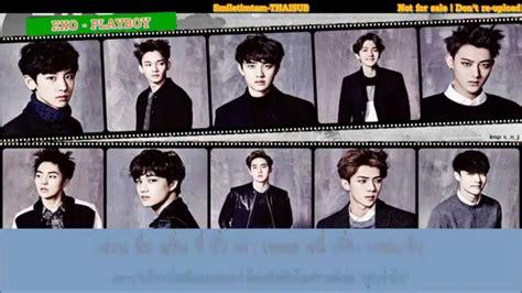 download mp3 exo promise instrumental karaoke thaisub exo playboy 壞男孩 chinese ver youtube
