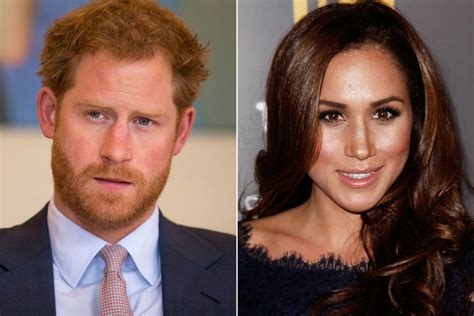prince harry girlfriend prince harry defends girlfriend meghan markle against