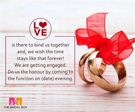 Wedding Blessing Wording For Invites by Engagement Invitation Wording Top 10 Beautiful Invitation