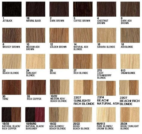 honey hair color chart 1000 images about hair and makeup on hair