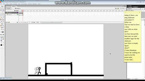 tutorial flash 8 youtube macromedia flash 8 easy stick man animation tutorial