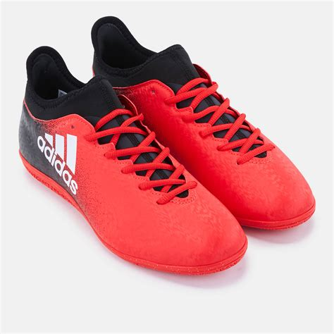 football shoes adidas x 16 3 indoor football shoe football shoes