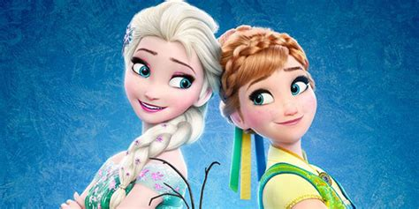 frozen cartoon film 2 every female disney character basically has the same face
