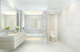 Elegant Bathroom Designs by Neo Classical Elegant Bathroom