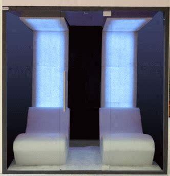 cabina di sale haloterapia una cabina sale procura benessere e