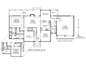 1 5 Story Home Design by Southern Heritage Home Designs House Plan 3397 D The