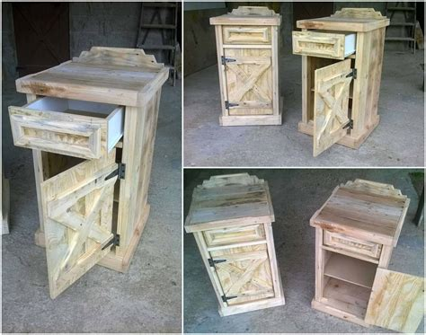 Building A Bar With Kitchen Cabinets Pallet Bedside Tables 1001 Pallets