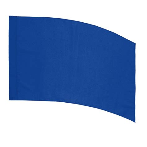 color guard flag color guard practice flag pcs curved rectangle royal