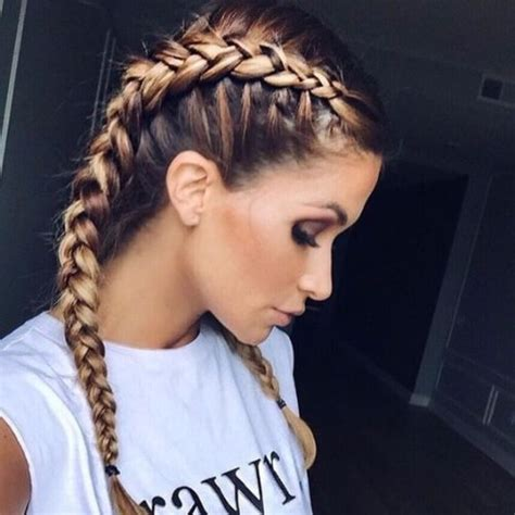 Pics Of Young People With Goddess Braids | 50 goddess braids hairstyles my new hairstyles