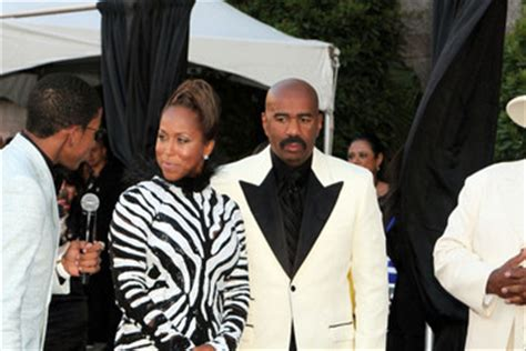 Jason Harvey Marjorie Elaine Harvey Also Search For Steve Harvey 2013 Pictures Photos Images Zimbio