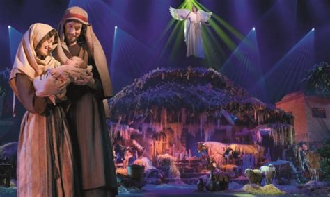 nativity sets in lancaster pa theater review miracle of at sight and sound theatre in lancaster pa maryland