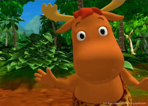 image backyardigans the of the jungle tyrone png