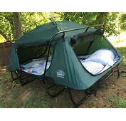 Kamp Rite Double Tent Cot Is Perfect For Camping  The WHOot