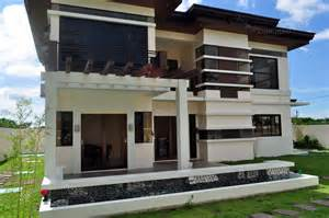 Two Storey House Modern Two Storey House Design Native Home Garden Design