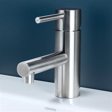 Vanity Basin Mixer Taps by Caroma Titan Bathroom Vanity Basin Stainless Steel Mixer