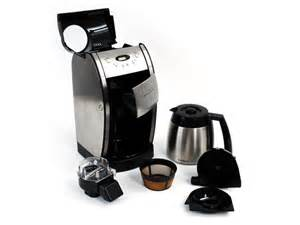 Cuisinart Coffee Grinder Problems Problems With Cuisinart Coffee Maker Grind And Brew