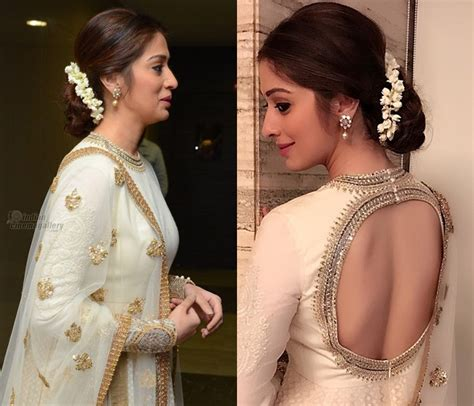 hairstyles for indian attire 9 super easy anarkali hairstyles with step by step