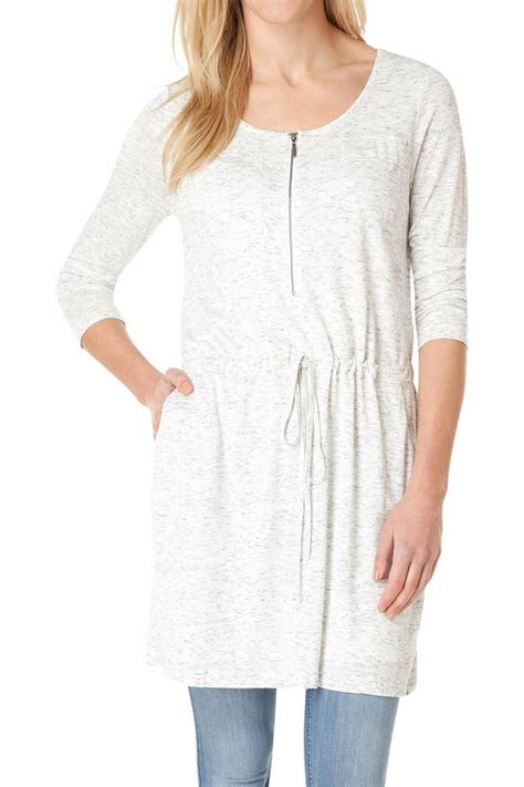 yest drawstring tunic from wallingford by the dressing