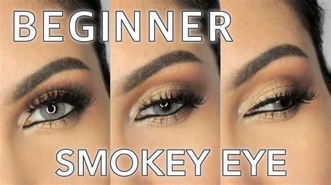cara pake eyeshadow bikin smokey eye untuk pemula