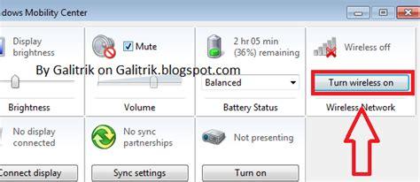 Memasang Wifi Id cara memasang wifi di laptop black apron