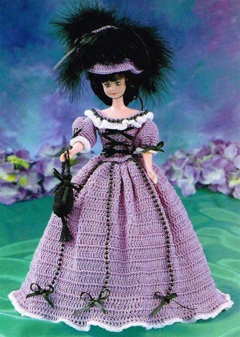 fashion doll dress patterns 142 best fashion doll crochet patterns images on