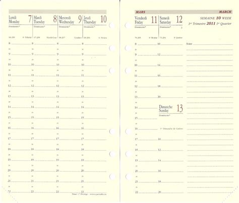 printable planner with time slots weekly calendar printable with time slots calendar