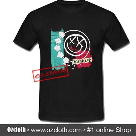 Kaos Blink 182 Dtg Print blink 182 t shirt ozcloth