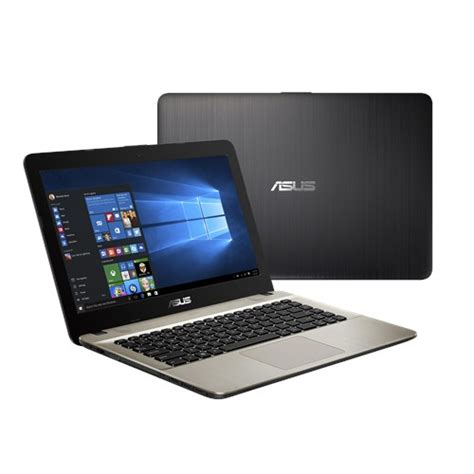 Laptop Asus X441na New Series Intel N3350 2gb 500gb 14 Dos Resmi jual asus x441sa new series intel n3060 2gb 500gb 14