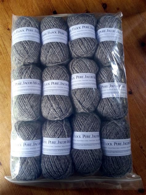 knitting wool packs jacob mid brown dk knitting yarn 12 pack shutecombe