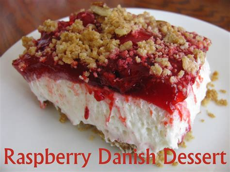 raspberry recipes raspberry danish dessert