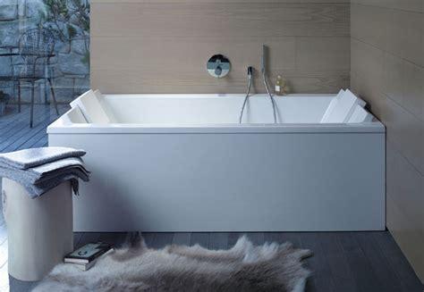 vasca da bagno duravit vasca rettangolare philippe starck duravit