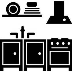 Kitchen furniture free other icons