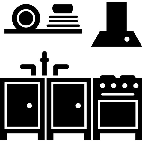 Kitchen Icon kitchen furniture free other icons