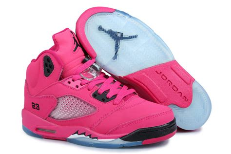 a best nike air 5 shoes s pink black pay