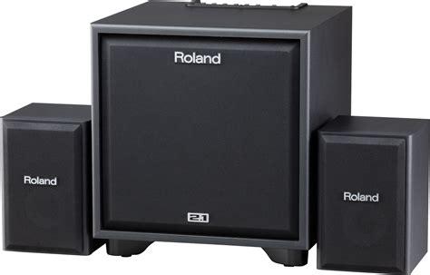 Monitor Roland roland cm 220 cube monitor speaker system altomusic