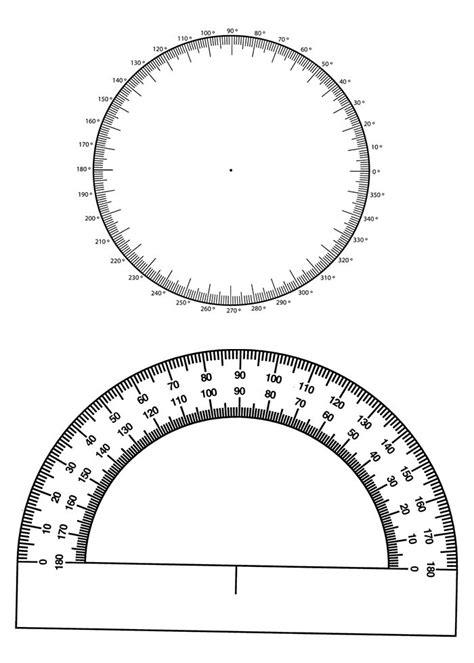 protractor print log 13 best images of measuring angles worksheets measuring
