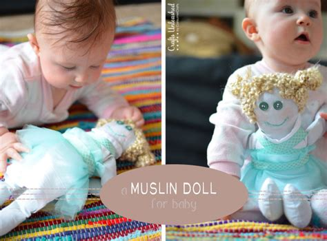 Handmade Doll Tutorial - handmade dolls with loom knit hair tutorial