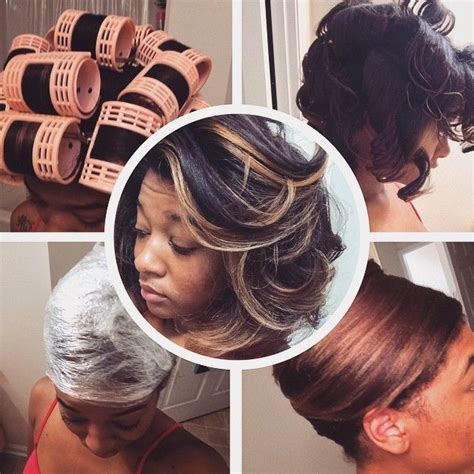 best hair dryer to natural blowout hairstyle straighten naturalhair no flat iron no blow drying