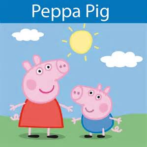 6 best images of peppa pig party free printables free