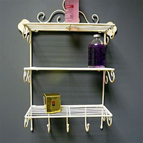 wire wall shelves wire wall shelves with hooks melody maison 174