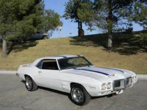 70 Pontiac Firebird For Sale No Reserve 1969 Firebird Trans Am Tribure Car