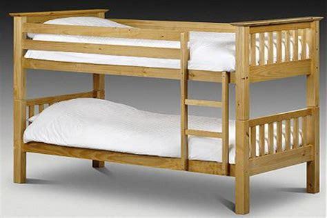 bunk beds that come apart julian bowen barcelona bunk bed pine julian bowen