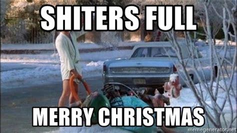 Merry Christmas Meme Generator - shiters full merry christmas christmas vacation sewage